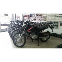 Jm-motors Honda Xr 150 Linea Nueva 2016 Color Negra