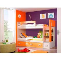 Dormitorio Camas Sobrepuestas