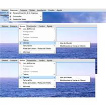 Sion 7 Facturación Electrónica Software Gestion Sistema Erp