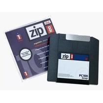Discos Zip 100 Mb Iomega