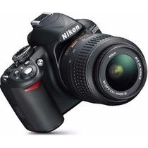 Nikon D3100 Camara De Fotos Reflex Digital 18-55mm Vr Lens