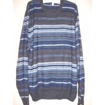 Sweter Hombre Tejido Talle Especial Importado