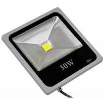 Reflector Led 30w 120° 2700 Lumen Blanco Frío Exterior Ip66