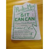 Antigua Entrada Grupo Musical Git Can Can De Rockin Maxi