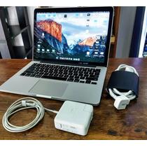 Macbookpro Retina 13 Core I5  2.7ghz 8gb 256gb - Impecable