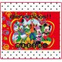 Kit Candy Bar Personalizado Mickey . Listo Para Usar