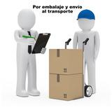 Embalaje Y Envio Al Transporte.