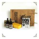 Set Estimulante Crecimiento Barba Don Antonio Beard Oil