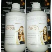 Botox Capilar Sin Formol X 1/2 Litro Caba