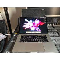 Macbook Pro Tocuhbar 15 512 Ssd 16 Ram Hasta El Miércoles 13