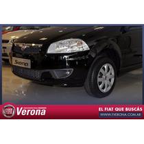 Fiat Nuevo Siena El 1.4 0km 2016 Negro