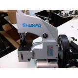 Maquina Cosedora Cierra Bolsa Shunfa Sf26 Con Accesorios