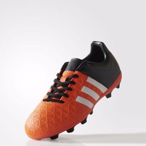 ffbe889693703 botines adidas naranja y negro
