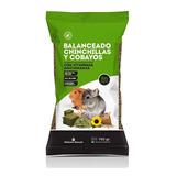 Alimento Balanceado Chinchilla Cobayos Premium 750gr