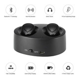 Auriculares Bluetooth Inalambricos In Ear Twins Microfono K2