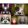 Almohadones Con Formas De Perros, Gatos Y Mas