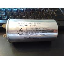 Capacitor Samsung Orig Aire Acondicionado 35 Mf 2501-001237