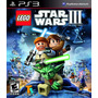 Lego Star Wars Iii Ps3 -usado- Impecable
