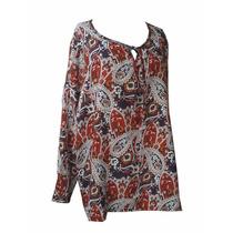 Blusa Camisa O Camisola De Fibrana Talles Grandes Hermosas !