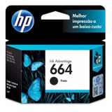 Cartucho Hp 664 Color O Negro  2135 3635 4535 Martinez