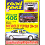 Revista Road Test Nº74 Chevrolet Vectra Cd Peugeot 406