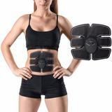 Electrodos Abdominales Gym Muscular Smart Estimulador Fitnes F