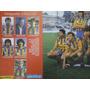 Poster . Revista Super Futbol . River Rosario Central