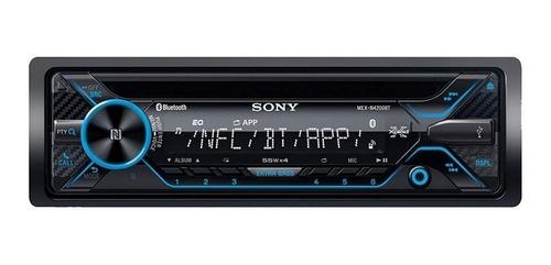 Estéreo Para Auto Sony Mex N4200bt Negro