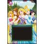 Banner Infantiles-princesas Disney-cumpleaños-