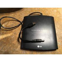 Lectora De Cd Lg Portable Super Multidrive