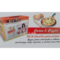 Cocina Juego Fabrica Panes Pizzas Original Tv Cime Microcetr