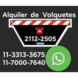Alquiler De Volquetes Zona San Isidro.