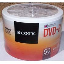 Dvd Virgen Sony -r X50unidades La Mejor Oferta!!!