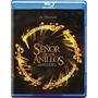 Blu-ray El Señor De Los Anillos / Incluye 3 Films / 6 Discos