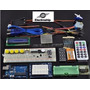 Kit Arduino Uno R3 N°7 + Caja Plastica + Servo +ldr + Y Mas
