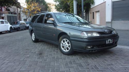 Renault Laguna Nevada  Hermosa  Permutas