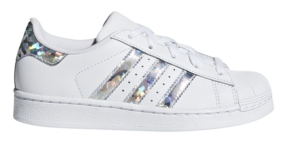 Zapatillas adidas Originals Moda Superstar C Bl/pl