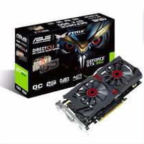 Placa De Video Geforce Gtx950 2gb Ddr5 Gamer Strix - Asus