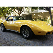 Chevrolet Corvette Stingray 350 V8 5.7litros 1975