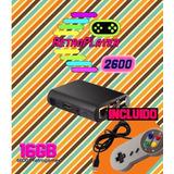 Consola Retroplayer Con 2 Joysticks Retro - La Mejor