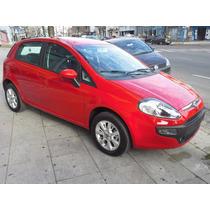 Fiat Punto Attractive 1.4 Top $100.000 Y Cuotas Fijas -ga