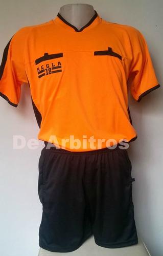 Casaca   Camiseta Arbitro M c Regla Xviii - De Arbitros 3e128240d3778