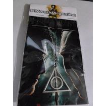 Collar Colgante De Las Reliquias De La Muerte Harry Potter