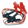 Cable Puente Bateria 400 Amp Con Estuche 3 Mts Auto Moto