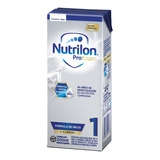 Leche De Fórmula Líquida Nutricia Bagó Nutrilon Profutura 1 Por 30 Unidades De 200ml