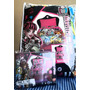 Acolchados Infantiles + Sabana Piñata Monster High Original