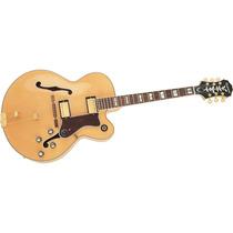 Guitarra Epiphone Broadway De Caja Mics Alnico Classics Nat