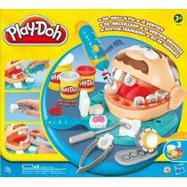Educando Set De Masa Play Doh Dentista Dia Del Niño