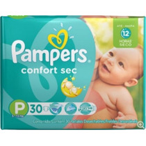 Pampers Confort Sec P