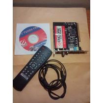 Encore Enltv-fm Tv Turner Capturadora Pc - Adaptador Pci